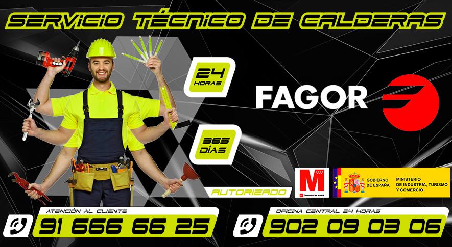 Servicio Tecnico de Calderas Fagor Fuenlabrada