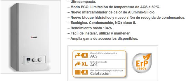 Servicio Técnico de Calderas HERMANN MICRAPLUS 25 en Fuenlabrada