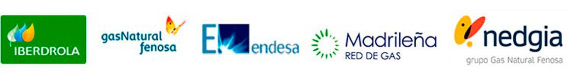 Compañías de gas en Fuenlabrada